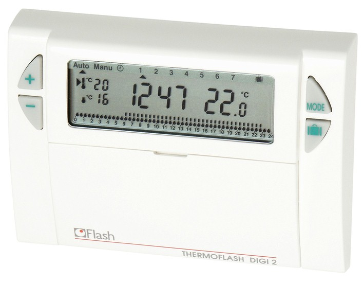 Thermoflash digi eco - Hager
