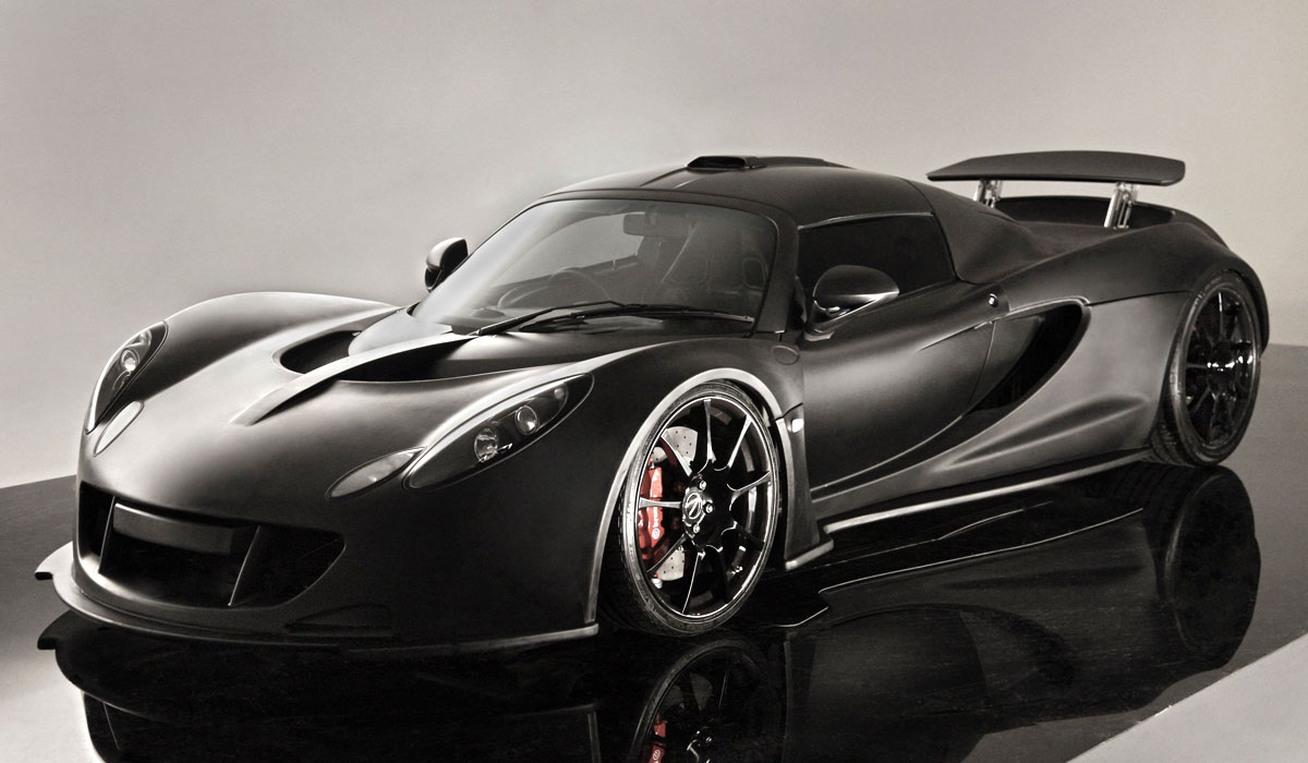 Kliknij - zobaczysz najszybsze auta